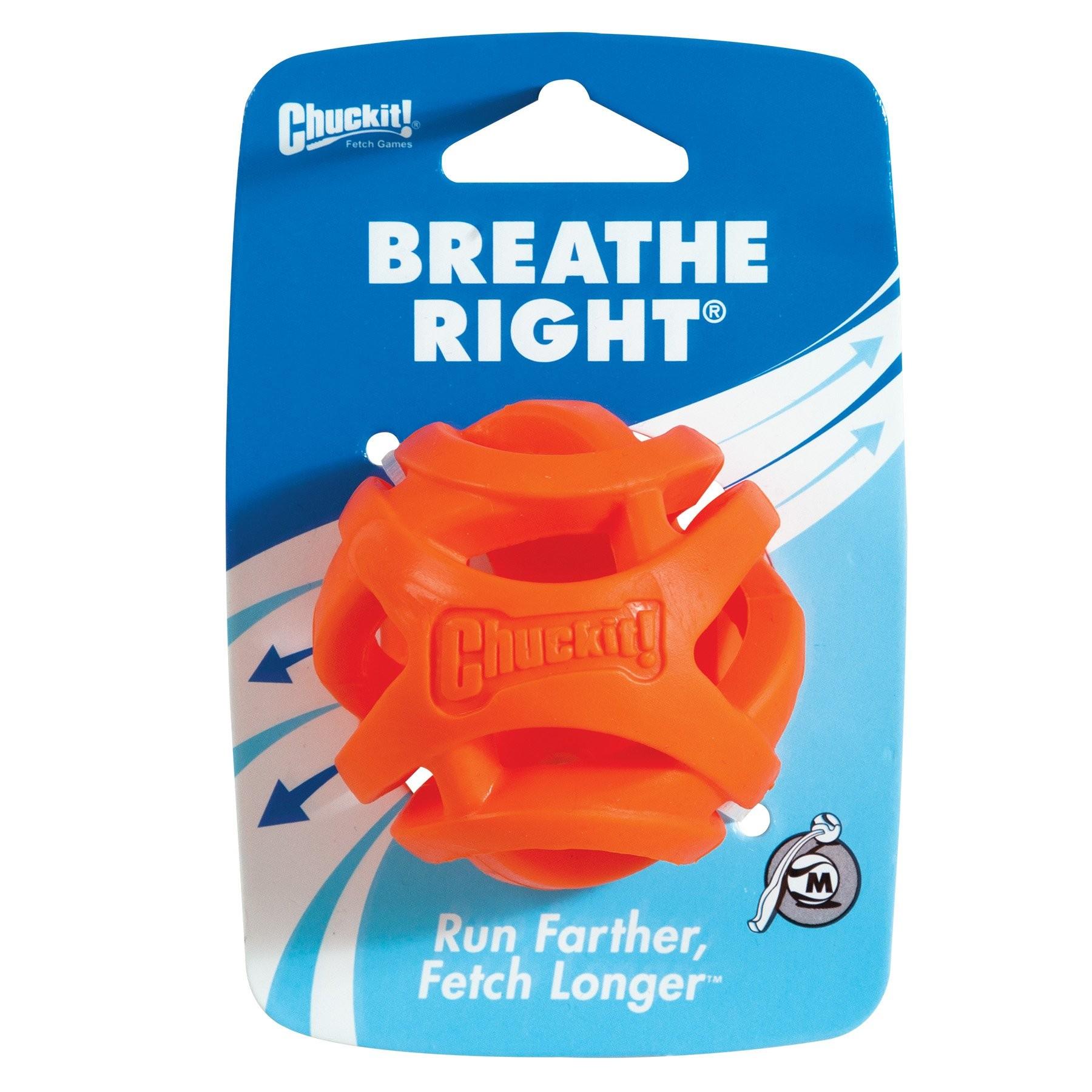 Chuckt! Breathe Right Ball